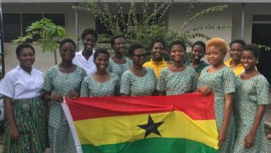 Photo of Aburi Girls' SHS Represents Ghana At The 2021 FIRST Global Challenge