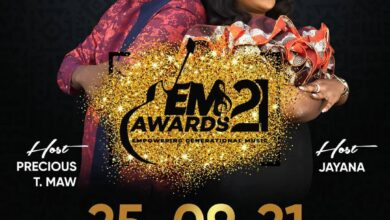 Photo of Emerging Music Awards 2021 Slated For September 25